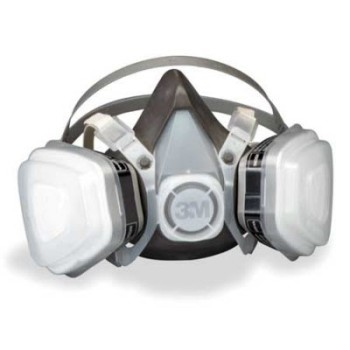 3M Dual Cartidge Respirator 5201 1 per bag