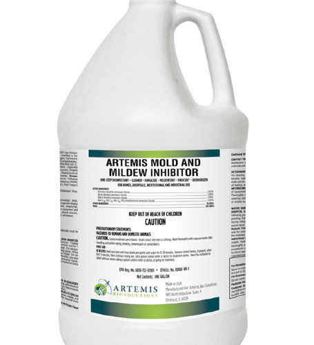 Artemis Mold and Mildew Inhibitor