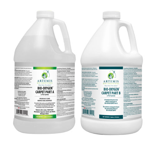 BioOxygen Carpet Gallons