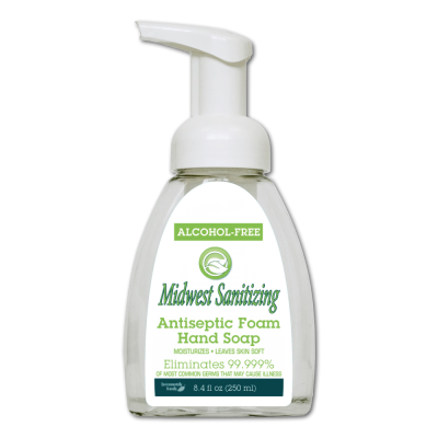 Midwest Sanitizing 250ML Hand Soap
