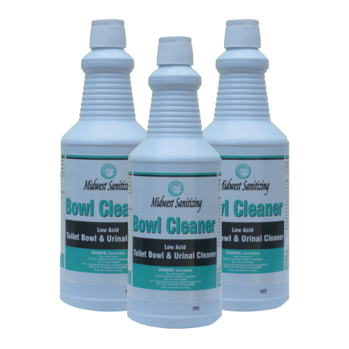 Midwest Sanitizing Bowl Cleaner